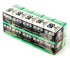 10x ORWO WOLFEN NP20 NP 20 Black White Film B/W SL Speed Load Cassette for PENTI