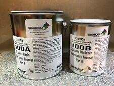 Ultra Clear Epoxy Resin ART/Floor, High Gloss Coating-Casting 2Pk Resin/Hardener