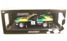 1 18 Minichamps Audi quattro #2 Rally des 1000 Pistes Mouton/pons