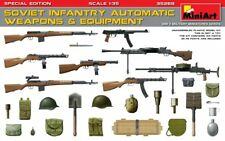 Miniart 1/35 Soviet Infantry Automatic Weapons & Equipment (Special Edition) # 3