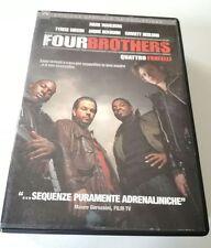 FOUR BROTHERS QUATTRO FRATELLI (ED.SPECIALE DA COLLEZIONE) FILM DVD ITALIANO
