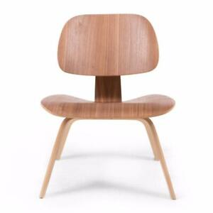 LCW Style Lounge Chair - 7 Layer Molded Plywood