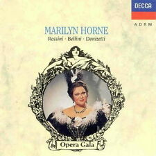 Marilyn Horne (Opera Gala) Rossini, Bellini, Donizetti DECCA 1992 CD Album