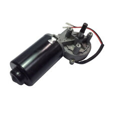 24V DC Reversible Electric Worm Geared Motor 50 RPM High Torque 8N.m Right Angle