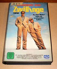 VHS - Zwillinge - Twins - Arnold Schwarzenegger - Danny DeVito - Videokassette
