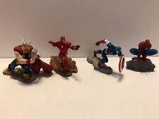 2011 DISNEY Exclusive, MARVEL Mini Figures Avengers lot of 4