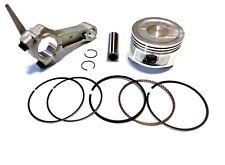 For Honda GX160 GX200 piston kit + connecting rod US SELLER