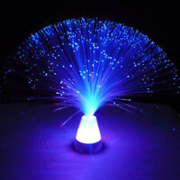 LED Fiber Optic Multicolor Light Lamp Centerpiece Star Wedding Favors Decor