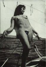 Akt Erotik Vintage Foto Kunst Frau Nackt Busen - Nude Women Erotic Photo (K-2796