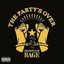 Prophets of Rage - The Party's Over [New CD]