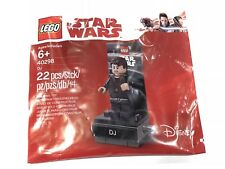 LEGO 40298 Disney Star Wars DJ Mini Figure New Sealed