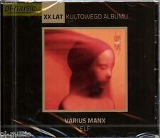 = VARIUS MANX - ELF /CD sealed / seria KULTOWE ALBUMY