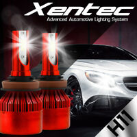 XENTEC LED HID Headlight Conversion kit H11 6000K for 2007-2016 Toyota Camry