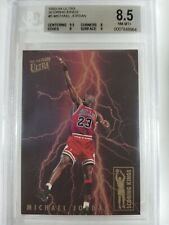 1993-94 Fleer Ultra Scoring Kings #5 Michael Jordan Bulls HOF BGS 8.5 w/ 9.5 HOF