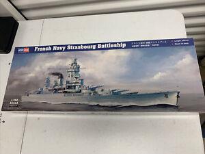 1/350 HobbyBoss #86507 French Navy Strassbourg Battleship