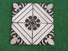Vecchie maioliche - mattonelle VIETRESI decorate