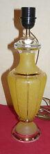 LAMPE ELECTRIQUE DE TABLE VINTAGE ANNEE 60 (425012)