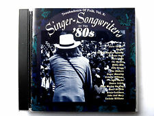 Troubadours of Folk Vol. 5 Singer Songwriters of the `80s CD