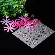 1Pcs Flower Cutting Dies Stencil Scrapbooking Album Paper Card Crafts Embossing
