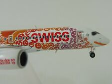 AIRBUS A220-300 SWISS 1/400 Herpa 562713 CS300 Airlines FETE DE VIGNERONS HB-JCA