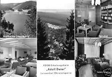 "AK, Luisenthal Thür. Wald, Ohra-Talsperre, FDGB-Heim ""Adolf Deter"", 1983"