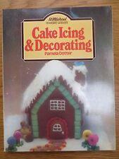 Vintage Cook Book CAKE ICING & DECORATING Pamela Dotter RETRO St Michael 1970s