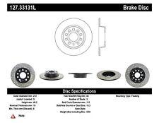 StopTech Rear Left Disc Brake Rotor for 2005 - 2018 Volkswagen / Audi / Seat