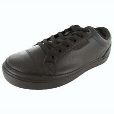 Crocs Work Hover Men's Sneaker Shoe Medium 13 BLACK Slip Resistant