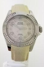 Tudor Prince Date diamond Bezel Dial Rotor Automatic 79440 by Rolex Watch
