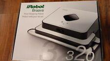iRobot Braava 320 App Controlled Robot Mop - White