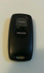 Ford Laser, Mazda 323, Ranger, BT50, Courier, Bravo, 2 Button Remote 41601