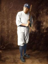 Babe Ruth Photo 11x14 - 1920 NY Yankees - COLORIZED