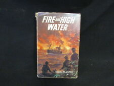 Fire and High Water, Nigel G Tranter, 1967, Collins, Good