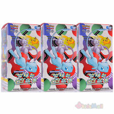 Booster Pokemon SHL Soleil Lune Légendes Brillantes 480 Cartes 3 Display Coréen