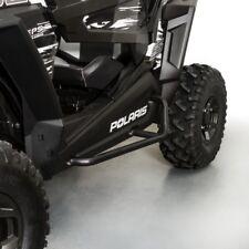 NEW HEAVY DUTY POLARIS RZR 900 1000 ROCK SLIDERS SIDE STEP NERF BARS BLACK XP XC