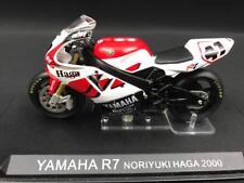YAMAHA R7 2000 NORIYUKI HAGA NITRO NORI MOTORCYCLE MOTO GP RACING SUPERBIKE