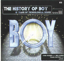 The History of BOY / NEUWARE / Doppel-CD