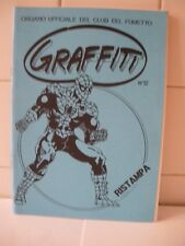 Graffiti n.12 Pubblicazione amatoriale Maggio 1990.