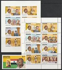Gb Locals - Staffa (129) 1979 Gandhi Complet Unité non Montés Excellent État
