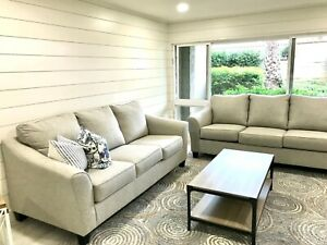 ****PAIR OF BRAND NEW COUCHES****