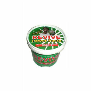 1 x Revive Power Paste : Cleaning Ovens Cookers Hobs BBQ