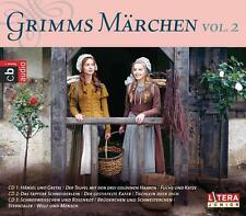Brüder Grimm - Grimms Märchen Box 2 - CD