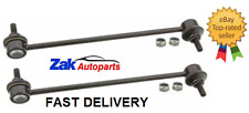 Ford Fiesta Mk6 2003> Front Anti-Roll Bar Stabiliser Drop Links |Pair| *NEW*