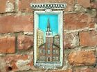 Boston Collection Hand Made Ceramic Wall Decor OLD SOUTH MEETING HOUSE Certified