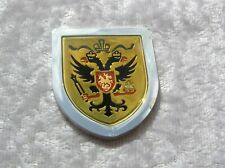 THE COATS OF ARMS OF THE GREAT MONARCHS OF HISTORY INGOT PETER I FRANKLIN MINT