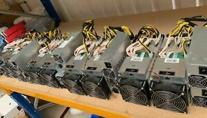 Bitmain Antminer S9 14th Bitcoin Miner BTC Crypto Asic + PSU - 1 MONTH OLD