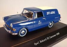 Starline 1/43 Opel Rekord P2 Caravan 1960 ARAL OVP #3810