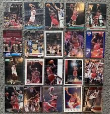 (20) Premium Michael Jordan Lot of Card Cards Nice Chicago Bulls  ALL DIFFERENT