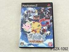 Digimon Savers Another Mission Playstation 2 Japanese Import JP PS2 US Seller B
