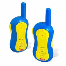 Kidzlane 3 Channel and 1 Mile Range Walkie Talkie for Kids Durable Fun and Easy